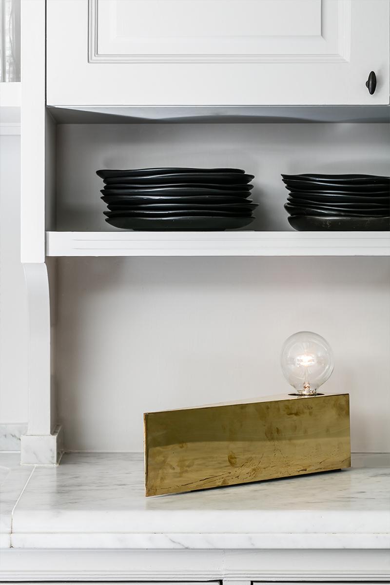 table lamp - spy