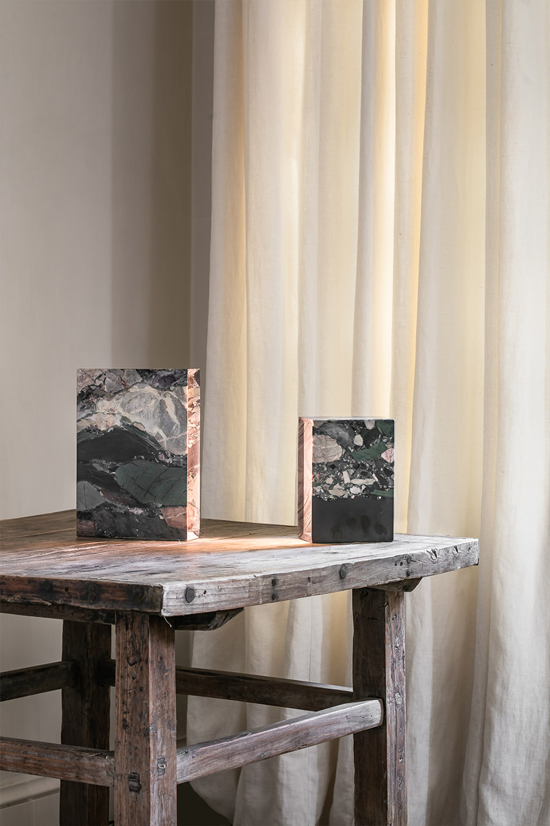 marble books